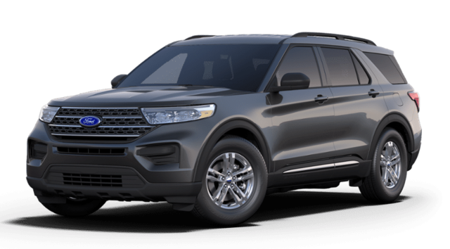 New 2020 Ford Explorer XLT SUV for sale near Kennebunk